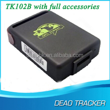 Bettern than Cantrack tk102-2, tk102 gps tracker personal tracking devices SOS Free System