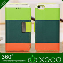 cell phone case for apple, for iphone 5c leather cover