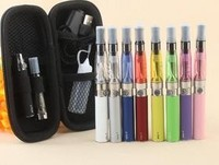 [JLH] CE4 kit electronic cigarette kits Zipper Carry case with 650 battery CE4 Atomizer Clearomizer