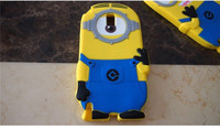 Silicon decorate mobile phone cover cases for samsung galaxy s4 i9500