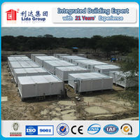 2015 Easy transport and install 20ft expandable container house