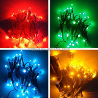 50pcs 12mm IP65 Waterproof Full Color Digital RGB Square LED Pixel Light String SM16726 RGB LED Chain Addressable