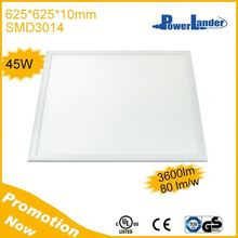 45W 3600lm 625x625x10mm Ultra Thin Led Panel Light