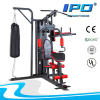 2015 China export new hot sale low price strengh equipment 4station multifunction fitness home gym