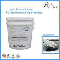 liquid silicone for fiber glass tube (LSR1318)
