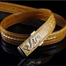 Jadear Small Wholesale Crocodile Leather Belt e002