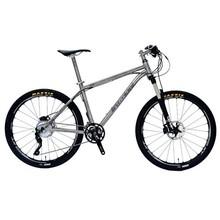 hot sale 26inch titanium bicycle MTB mountain bike bicycle 30speed XT SETS XS800