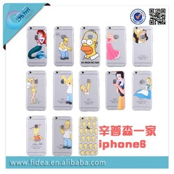 OEM for iPhone 6 simpsons customize case