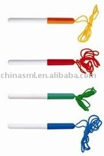 bulk buy from china cheap two-tone hanging pen