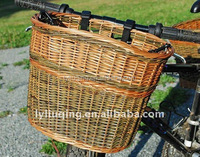 wicker basket from china beautiful willow basket for bike storage basket the best furnature tool Shopping tools lowest pirce