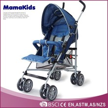 Foldable light baby buggy stroller for infant newborn baby and toddler