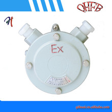electrical circular outlet metal junction box