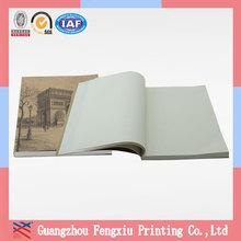 Corporate Design Blank Cardboard Custom Craft Paper Notebook