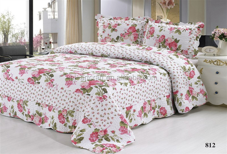 Beautiful Traditional Elephant Patchwork 2014 New Cotton Fabric Bed Sheet