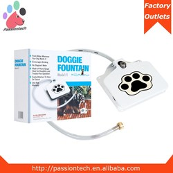 Passiontech New Dog Cat Paw Water Drinking Fountain