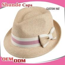 Promotional Girls Hat Wholesale Straw Hats Crochet