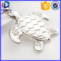 High Quality Best Selling Metal Tortoise Keyfob