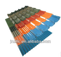 High quality low price corrugated aluminum sheet metal