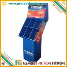Guangzhou contador livro de papelão expositores com qualidade superior