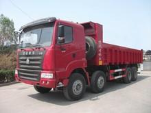 30-40t 371hp used truck 8X4 howo dump truck