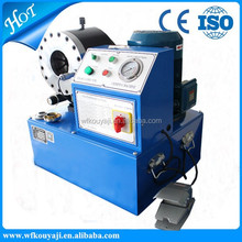 hydraulic hose clamp crimping machine
