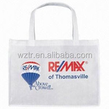 100%fancy design customized tote bag for promotion/shopping