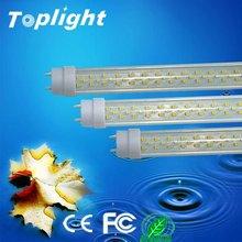 CE RoHS TUV SMD2835 120cm 18w 1800lm T8 led tube light for carport lighting