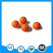 Advertising basketball PU soft play ball pool