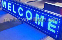 P10 DIP module as spareparts of open led signs green/red/blue