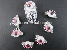 Active eye Nail Art Alloy Decor Craft Jewelry