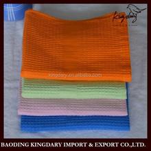 100% cotton thick waffle weave standard cotton kitchen tea towel size