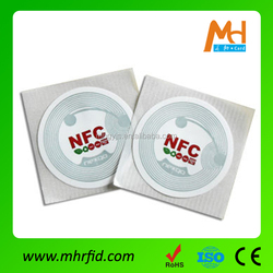 Near Field Communication rfid NFC tags with NFC tag chips to buy