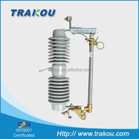 TRAKOU 100A /200A 33KV-36KV high voltage hrc fuse / 33KV dropout fuse cutout