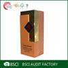 Custom luxury corruagated wine glass gift boxes wholesale