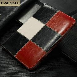 High quality hand holder stand leather cases for ipad mini 3, for ipad mini 3