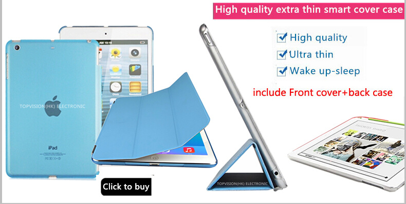 360 rotating leather case for ipad mini 1 2 3 stand bling smart cover for apple ipad mini case lovely