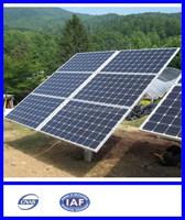 hot galvanized steel C type/U type Solar photovoltaic bracket for house roof/solar power station