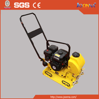 hot sell PC160 water tank used wacker vibrating plate compactor for sale
