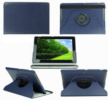 Soft Touch Leather Tablet Skin Cover for ASUS ME102A tablet case