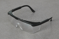 Transparent Safety Goggles with polycarbonate lens,welding safety goggles, Welding Safety goggles with adjustable frame