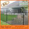 wrought iron fence panels/cheap wrought iron fence