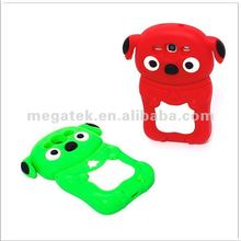 mobile phone accessories phone case Cute dog Silicon 3D case for galaxy s3 i9300