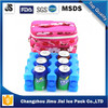 gel freezable wave shape 6 beer can carrier