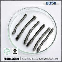 concrete additive fiber reinforcing polypropylene pp fibres