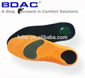 footcare insole with oil bag for shock absorption insole