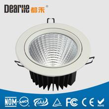 modern designed no glare aluminum AR111 26w led light ceiling,surface mounted led ceiling light