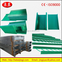 HDG Ladder Type Cable Tray For Construction/Stainless steel cable support