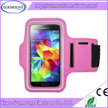2016 Hot Products Factory Water Proof mobile phone Sport Armband Case with Key Holder and Headphone Jack For iphone 6/iphone 6s