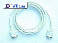 VGA Cable 1 Male to 2 Female VGA Splitter Cable