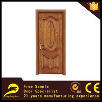 single solid teak wood door price design
